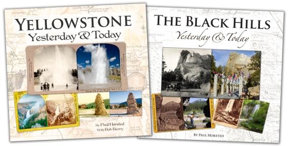 Yellowstone Black Hills Yesterday & Today YYT BHYT